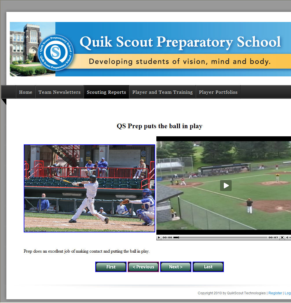 Create Web Based Playbooks
