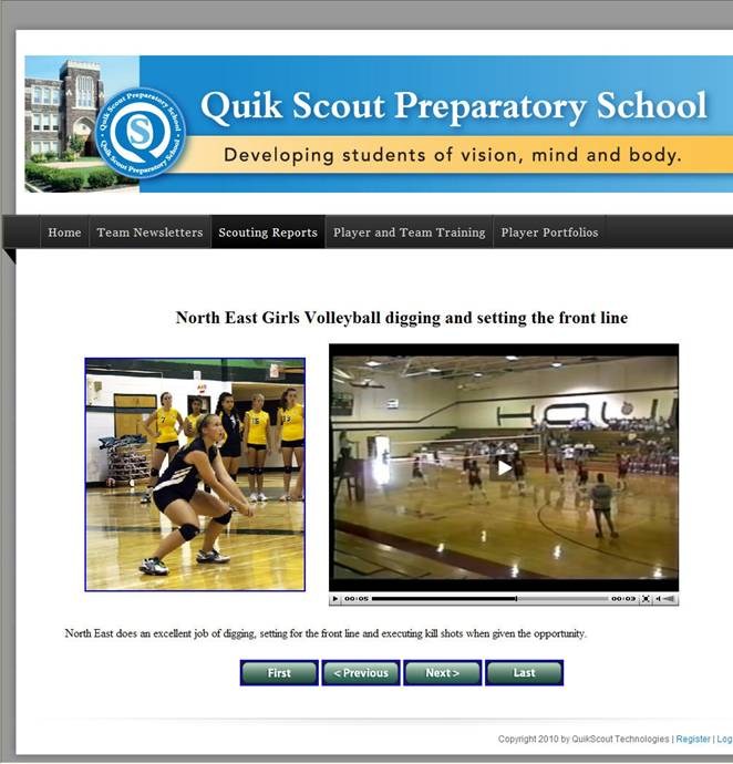 Web Based Playbooks